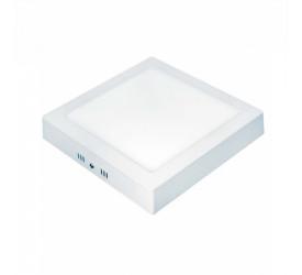 Painel Led Lux Sobrepor Taschiba Quadr 6W 6500K 15070120