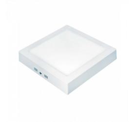 Painel Led Lux Sobrepor Taschibra Quadr 12W 3000K 15070121