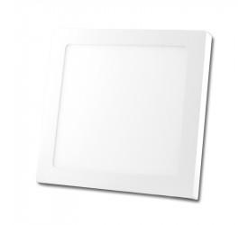 Painel Led de Embutir Quadrado 22x22 cm 18W 6500K Foco 0841
