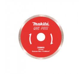 Disco Diamantado Makita Mak Fast Liso 110mm D-08800