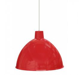 Luminária Pendente Taschibra Design TD821 Vermelho 02110002