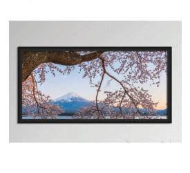 Quadro Decorativo Plasbil Grande Lago Kawaguchi QDG036