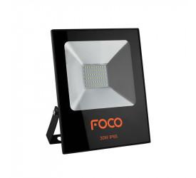 Refletor Led 30W Luz Verde Autovolt 24x18 cm Foco 1596