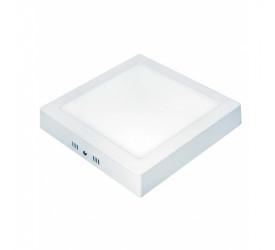 Painel de Led Taschibra Sobrepor Lux Quadrado 6500K 18W