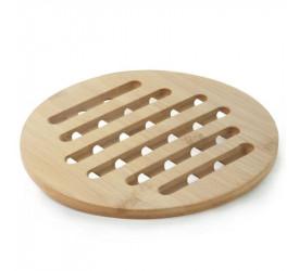 Descanso de Panela Redondo Mimo Style Bm19138 Bambu