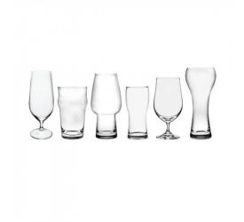 Jogo de Copos para Cerveja Bierhaus 6 Peças 58033
