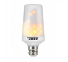 Lâmpada Led Flamejante Taschibra E27 5W Efeito Chama