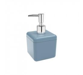 Porta Sabonete Coza Liquido 330ML Cube Azul 208780477