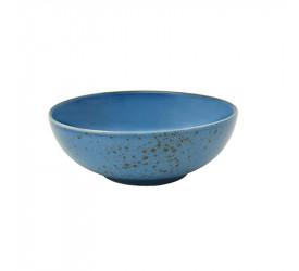 Bowl em Porcelana L'hermitage Nature Blue 16,5cm 24405