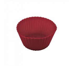 Forma de Silicone para Cupcake Redonda Yazi 19352 Yp1803