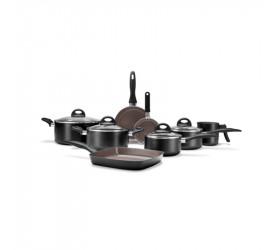 Jogo de Panelas Ceramic Life Smart Plus 8 pçs Brinox 4791103