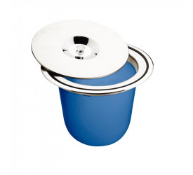 Lixeira de Embutir Clean Tramontina 8L 94518/000