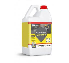 Aditivo Plastificante Quartzolit - Galão 3,6L
