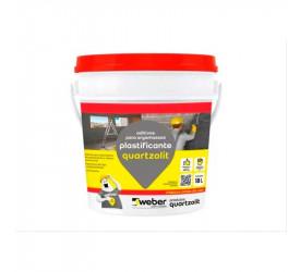 Aditivo Plastificante Quartzolit - Balde 18L