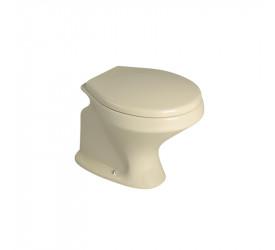Bacia Sanitária Cerâmica Convencional Ravena - Creme P.9.37