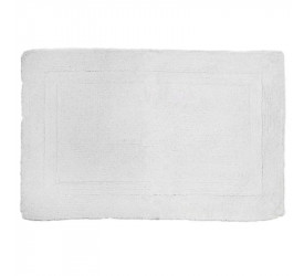 Tapete Confort Branco 45x70cm Kapazi