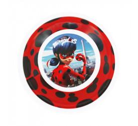 Bowl de Melamine Lazi Miraculous Ladybug LMBF83