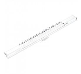 Luminária Lumifácil Taschibra Led 2x9,9W 6500K Branca 6653