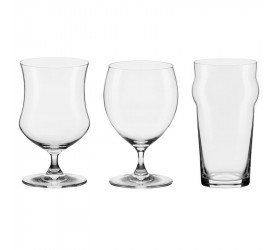 Jogo de Copos para Cerveja Oxford Pub Classic Qc38-1000