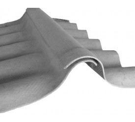 Cumeeira Articulada Inferior Universal Infibra 4mm