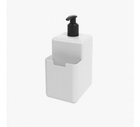 Dispenser Single Coza 500ml Branco 170080007