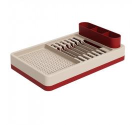 Escorredor de Louça Brinox Vermelho 170001332