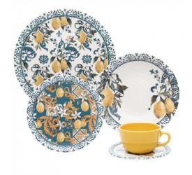 Aparelho de Jantar/Chá Oxford 20 Peças Siciliano AY20-5609