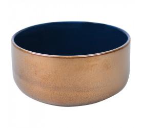 Bowl Keramie em Cerâmica Azul L'Hermitage 27445
