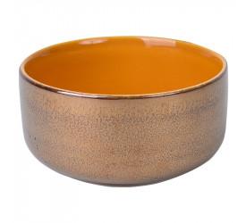 Bowl Keramie em Cerâmica Amarelo L'Hermitage 27444