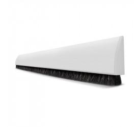 Veda Proteção De Porta 100cm Ajustável Adesivo Branco 40775