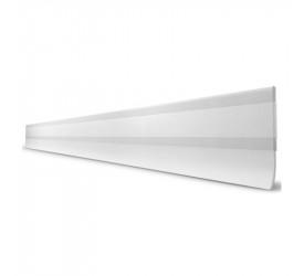 Veda Proteção 100cm Ajustável Adesivo Transparente 40776