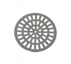 Grelha Redonda Cromada Astra 15cm Diâmetro Grb13