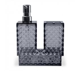 Conjunto de Banheiro Classic 3 Peças Haus Brinox 57721100