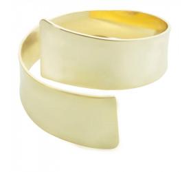 Anel de Guardanapo Turquia Dourado Mimo Style Ag1871du