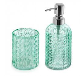 Conjunto de Banheiro Acqua 2 Peças Mimo Style Bh1812