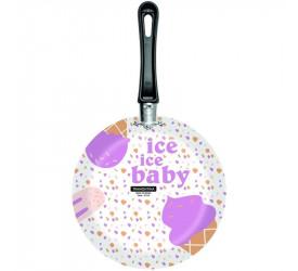 Frigideira Alum. 24Cm Plotter Ice Baby Tramontina 27812032