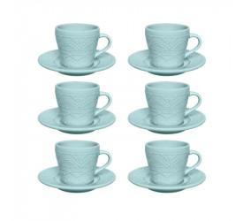 Conjunto de Chá 12 Pçs Essence Oxford Ny12-7601
