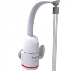 Torneira Zagonel Prima Eletrônica Branco 220V 5000W