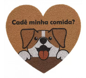 Capacho De Vinil Pet 2.0 Heart 55cmx60cm 01pet20hea