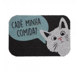 Capacho de Vinil Pet 2.0 Cat 40cmx60cm 01pet20c