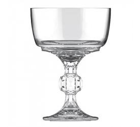 Jogo de 6 Taças P/Sobremesa City Glass Dynasty 180Ml 26480