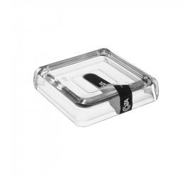 Saboneteira Cube Coza Cr 208750009