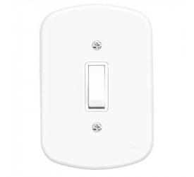 Interruptor Fame Simples 10A/250V Blanc 0560
