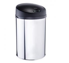 Lixeira Prat-K Aço Inox com Sensor 12 Litros 04056.003