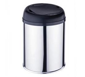 Lixeira Prat-K Aço Inox com Sensor 6 Litros 04056001