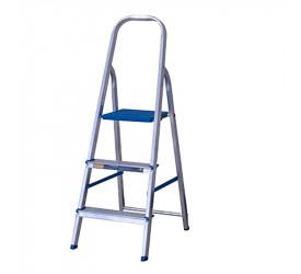 Escada Alumasa Residencial Alumínio 3 Degraus 960519