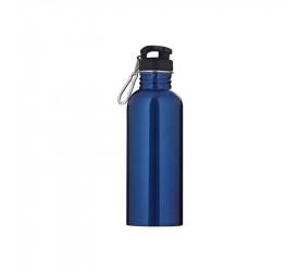 Garrafa de Aço Inox Azul Mor 750ml 008057