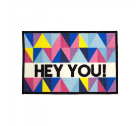 Capacho Kapazi 40x60cm My Door Hey You 1414HEYYOU