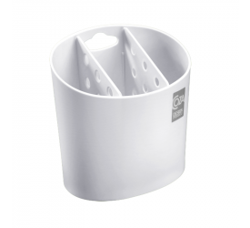 Porta Talheres Coza Branco Bc 108400007