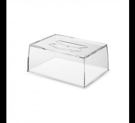 Cúpula de Acrílico para Porta Frios Brinox 2408009